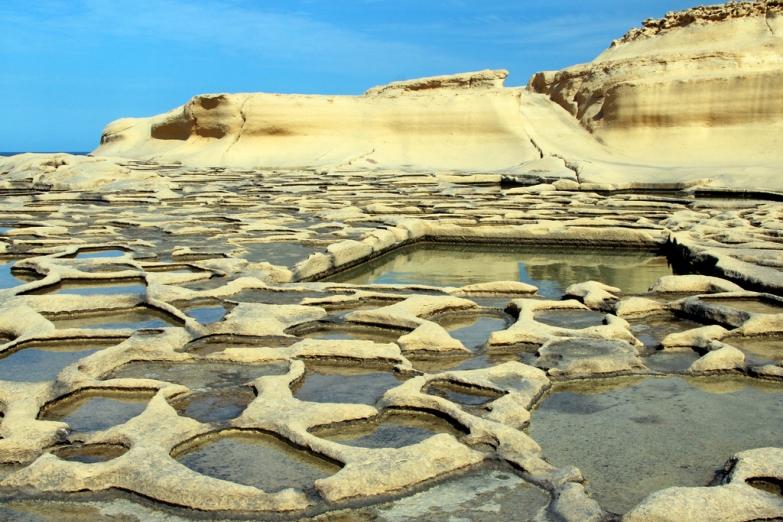 Римские соляные поля