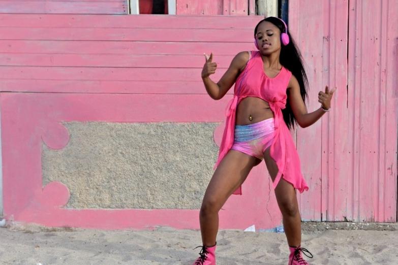 Ямайский стиль