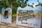 Рекламная вывеска по-ямайски