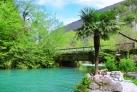 Речка в Абхазии