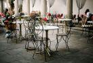 Кафе в Итальянском дворике