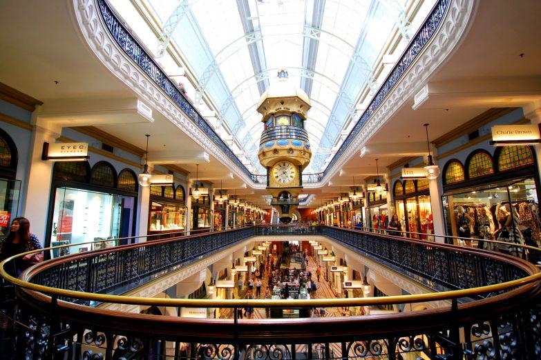 Торговый центр в Сиднее