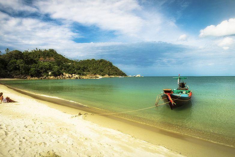 Пляж Тхонг Най Пан