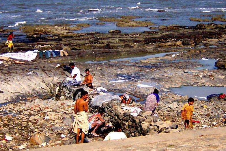 Трущебы Мумбаи