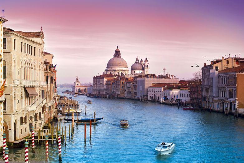 город Венеция, Италия