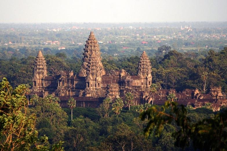 Башни Ангкор-Вата