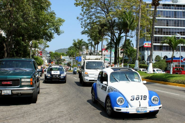 Такси в Акапулько