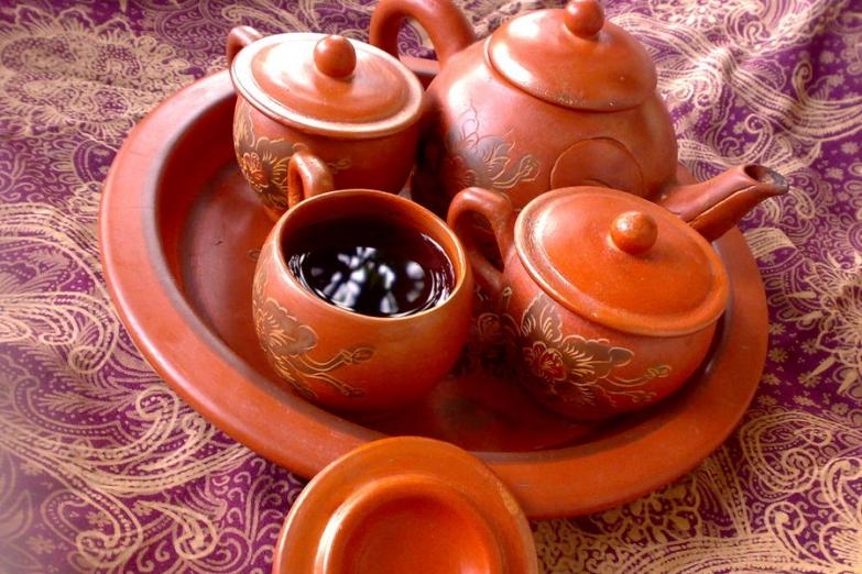 Яванская чайная церемония