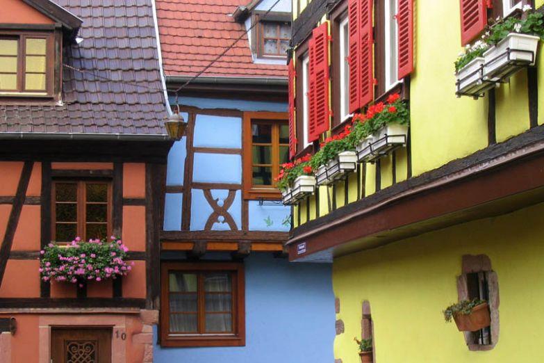 Традиционные фасады