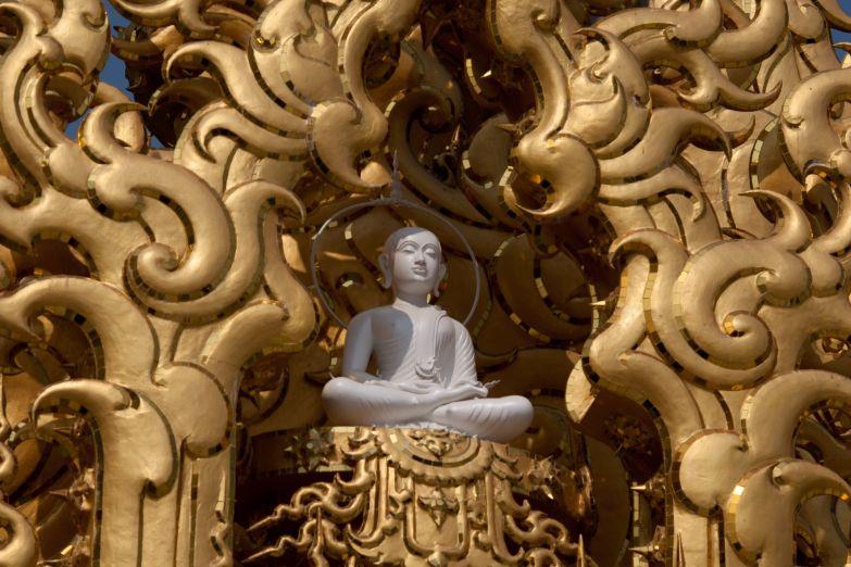 Деталь храма в Чианг Май