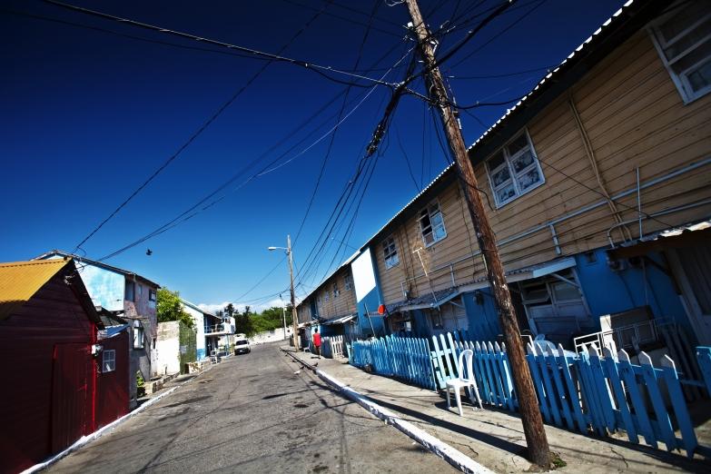 Улица в Кингстоне