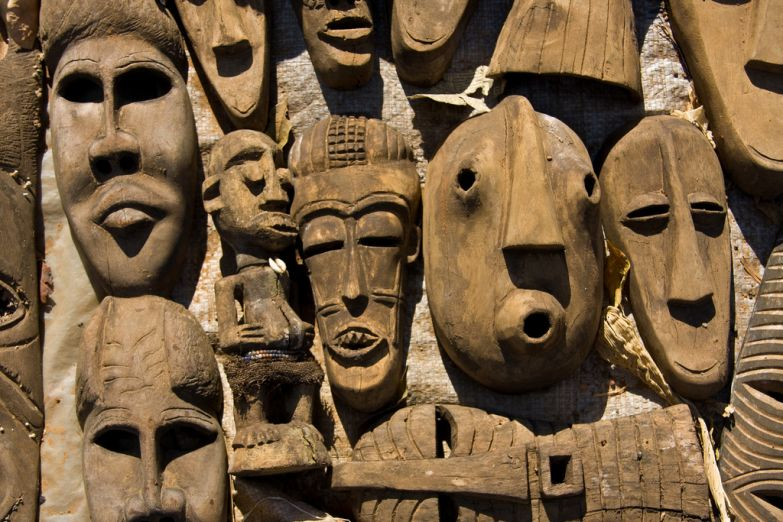 Сувениры из Замбии