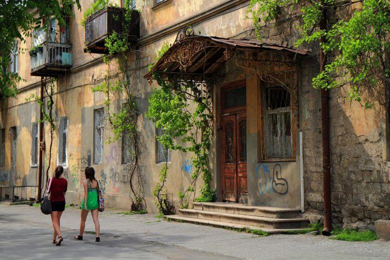 Старые одесские дома