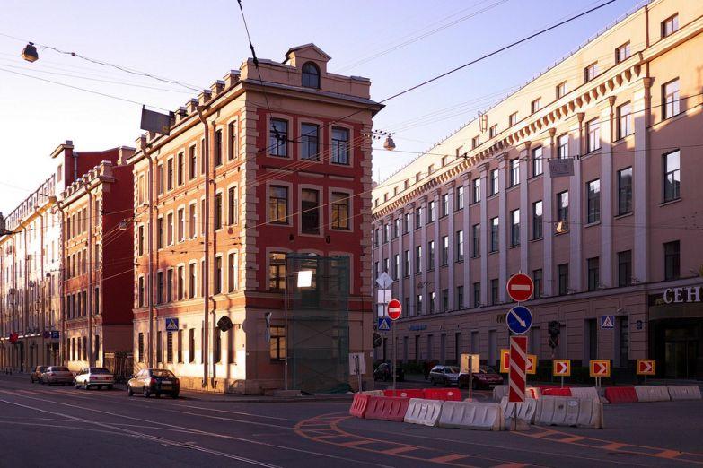 Улицы Петербурга