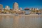 Городской пляж в Нетании
