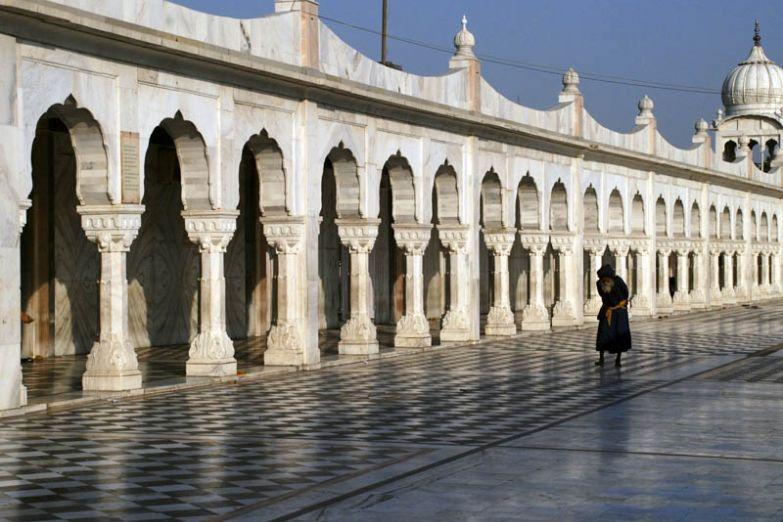 Сикхский храм Бангла Сахиб