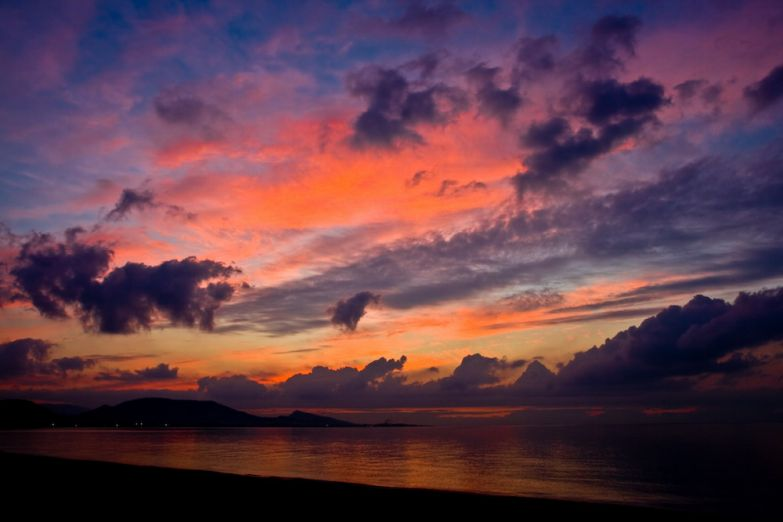 Средиземноморский закат