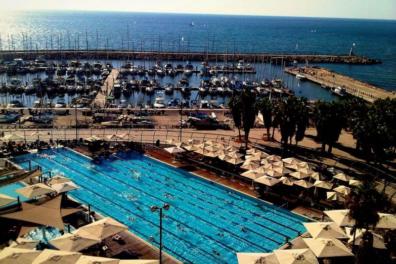 Яхт-клуб в Тель-Авиве