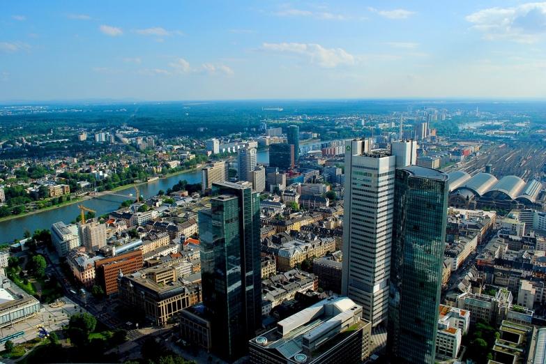 Панорама Франкфурта