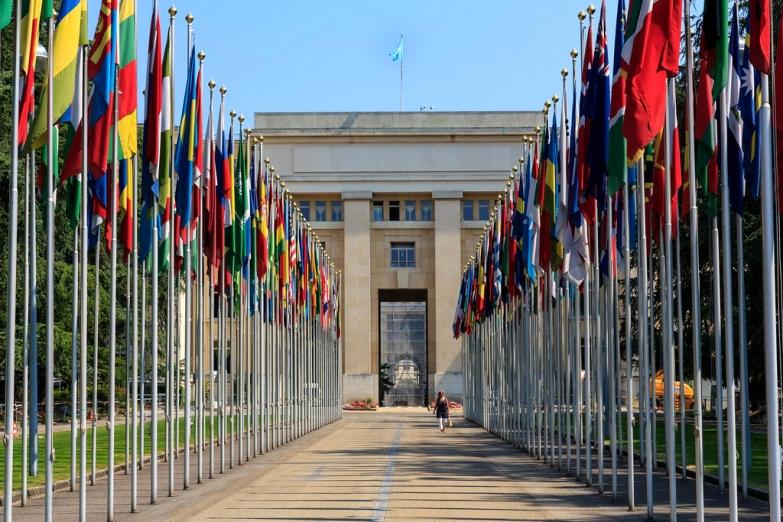 Дворец Наций