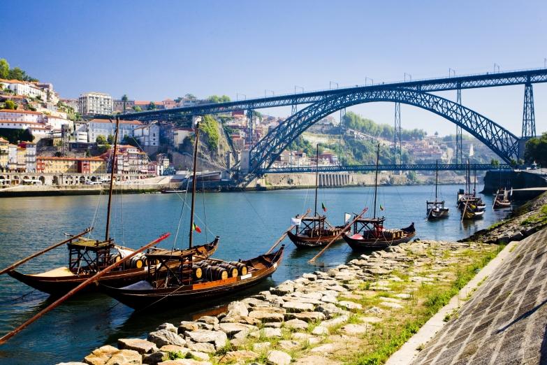 Мост Дона Луиша I