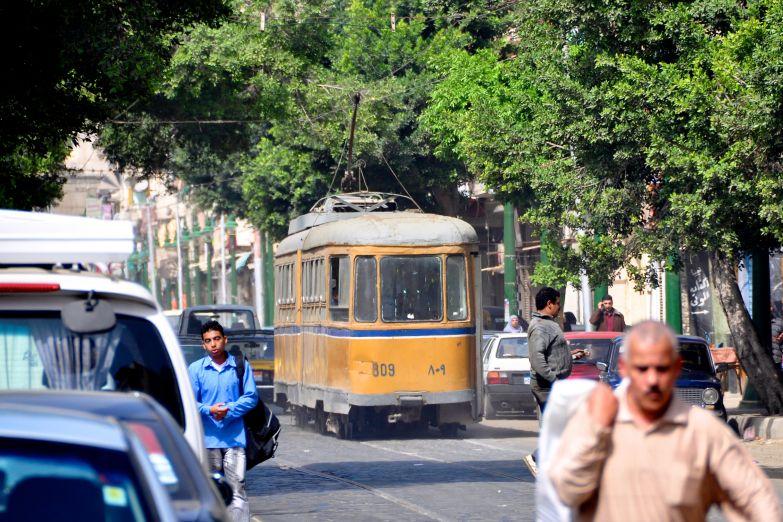 Александрийский трамвай alexandria