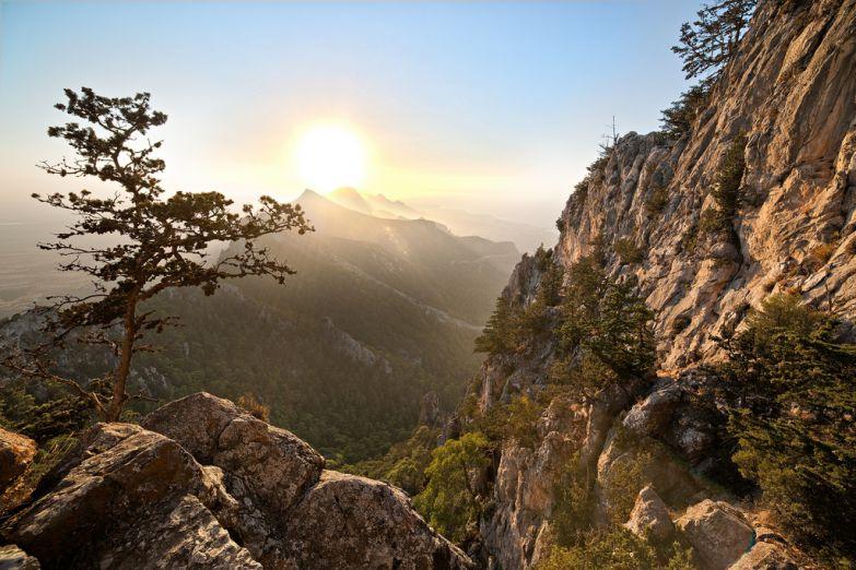 Горы Северного Кипра