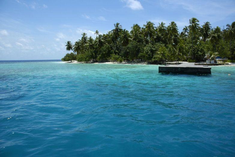 Остров Куда Бандос - популярное место для пикников