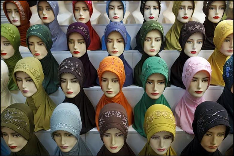 Мусульманская модная одежда