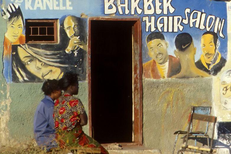 Салон парикмахера