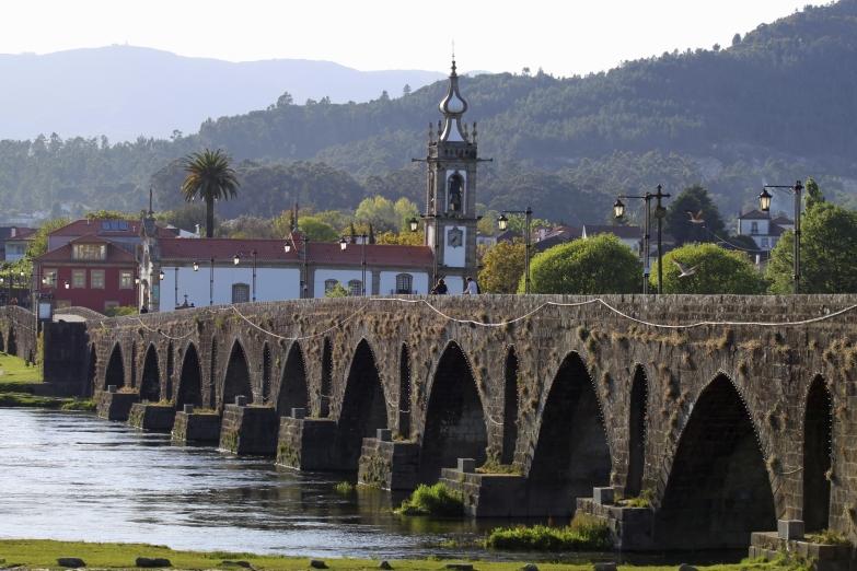 Городок Понте-де-Лима