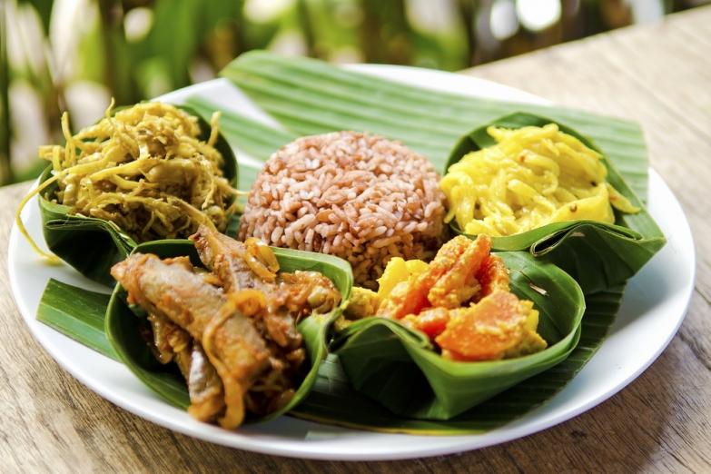 Индонезийская традиционная кухня