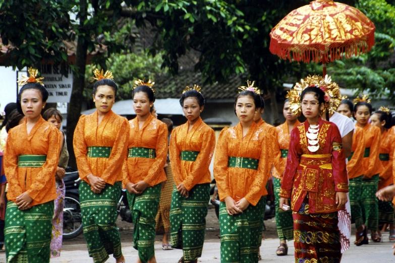 Традиционная свадебная церемония