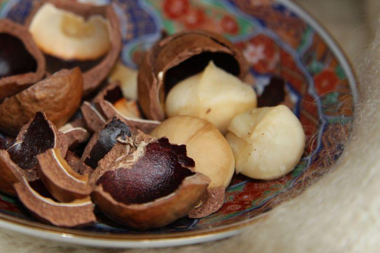 Австралийские орехи - Макадамия