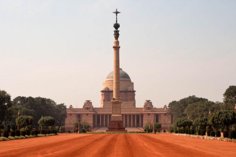 Здание Парламента Индии