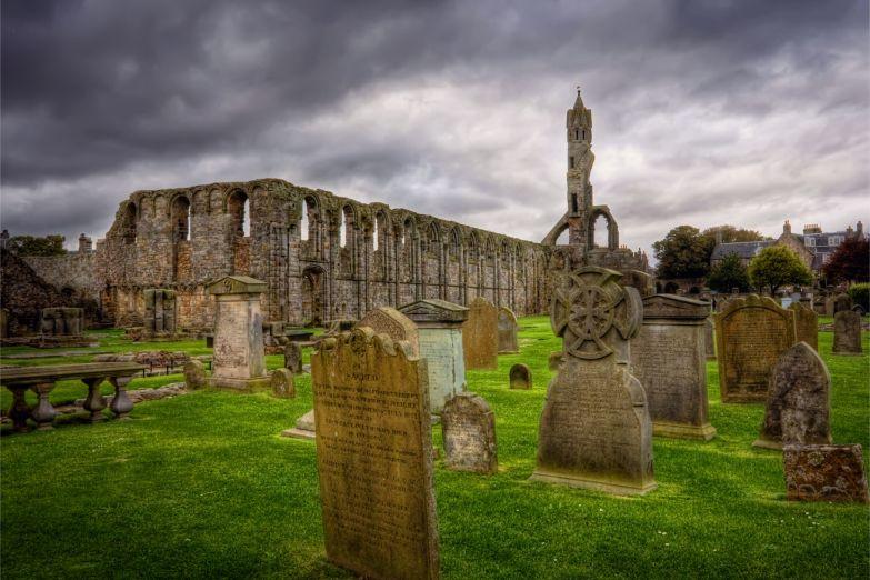 Гэльское кладбище