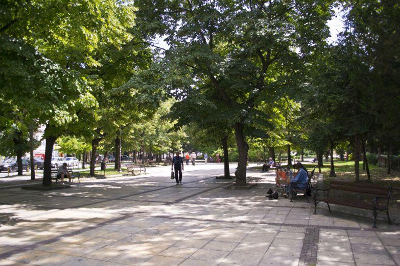 Парк в Варне