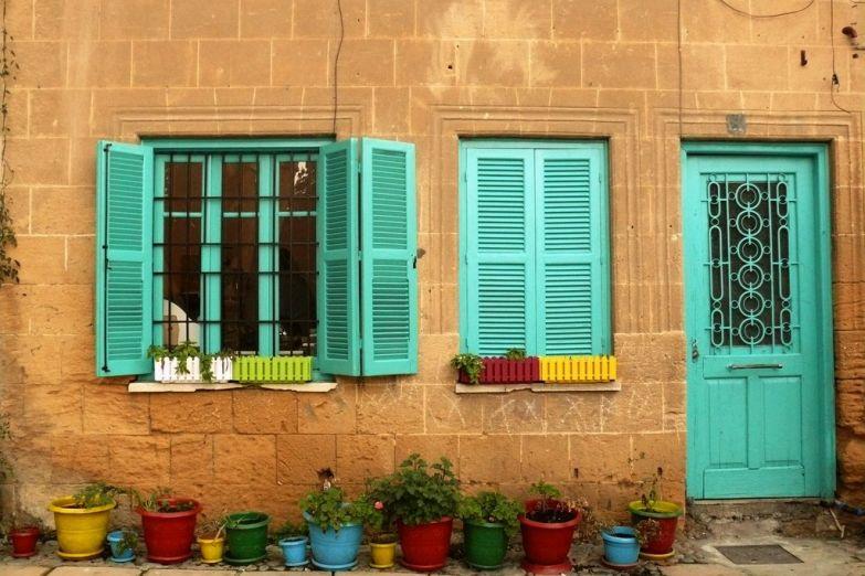 Оформление дома в Никосии