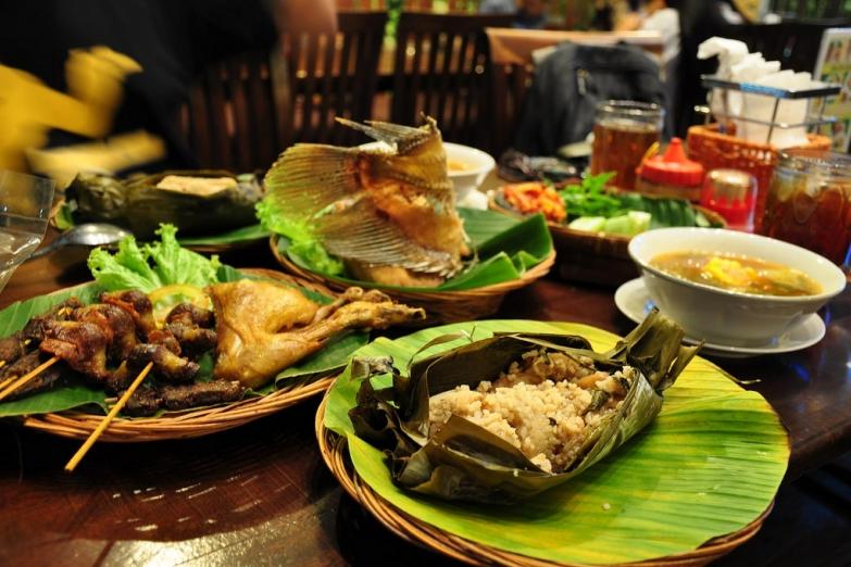 Блюда индонезийской национальной кухни