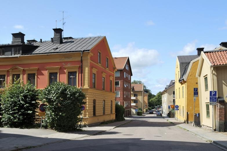 Уппсала, древняя столица Швеции