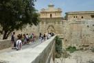 Главные ворота Мдины