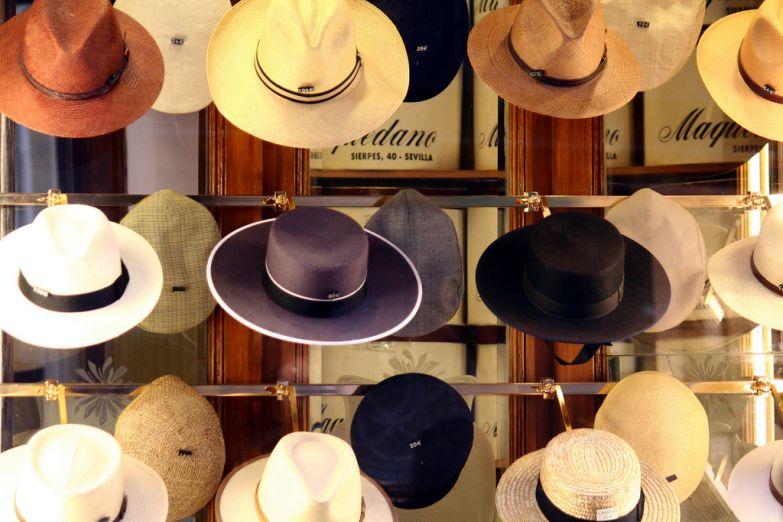 Магазин шляп