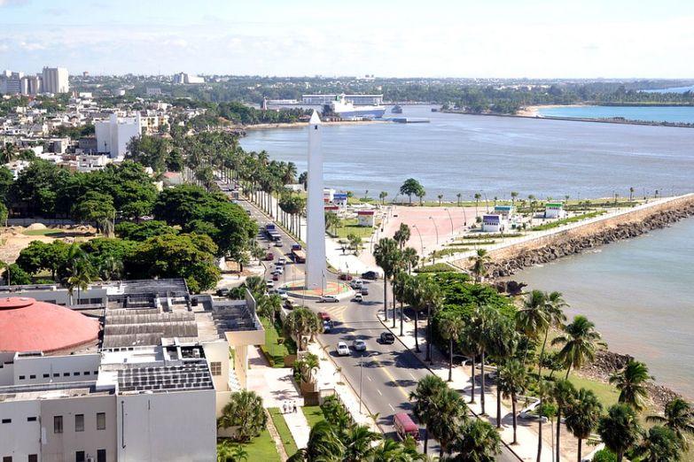 Набережная Санто-Доминго