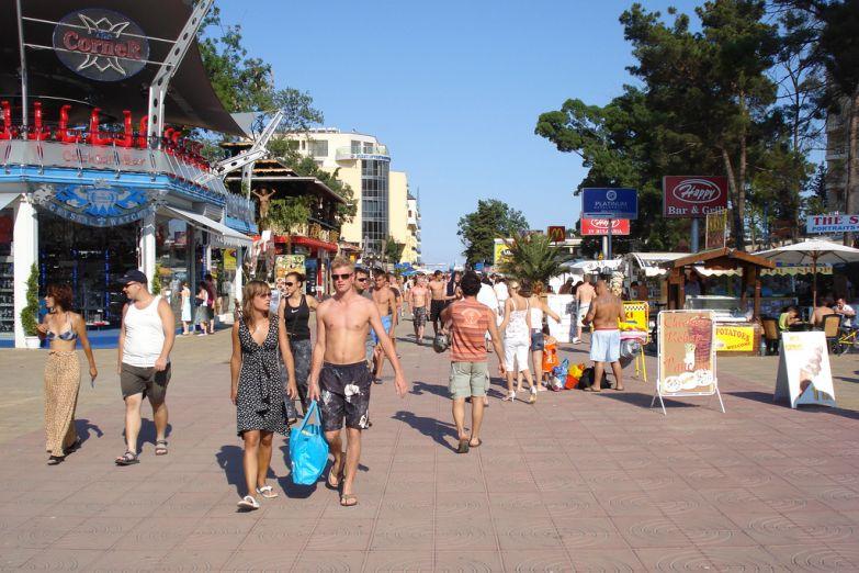Курортная улица