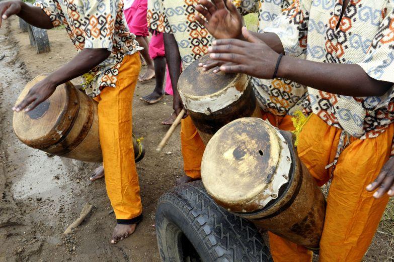 Африканские ритмы