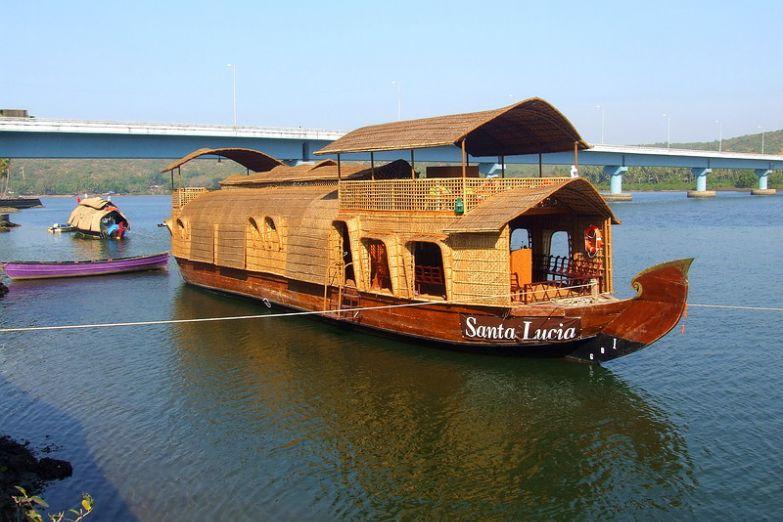 Дом на воде - кетувалам