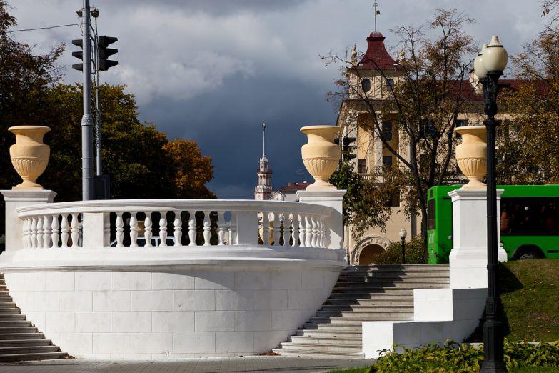 Советское прошлое в Минске