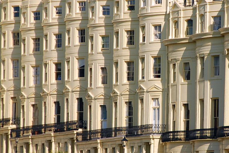Викторианская архитектура Брайтона