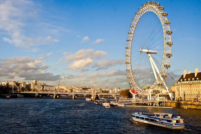 Глаза Лондона, точнее один