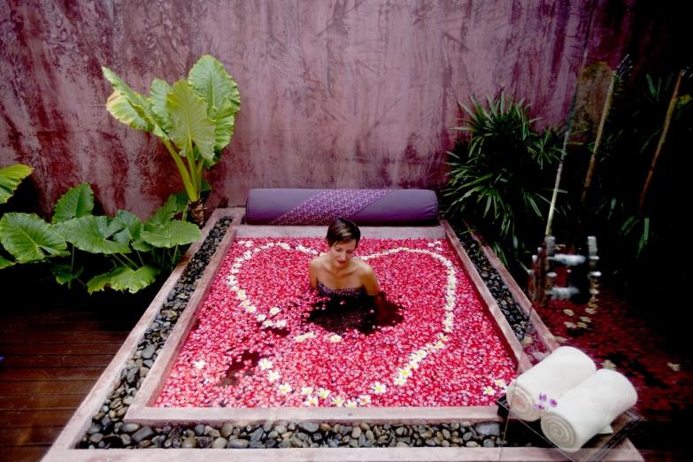Роскошное тайское спа